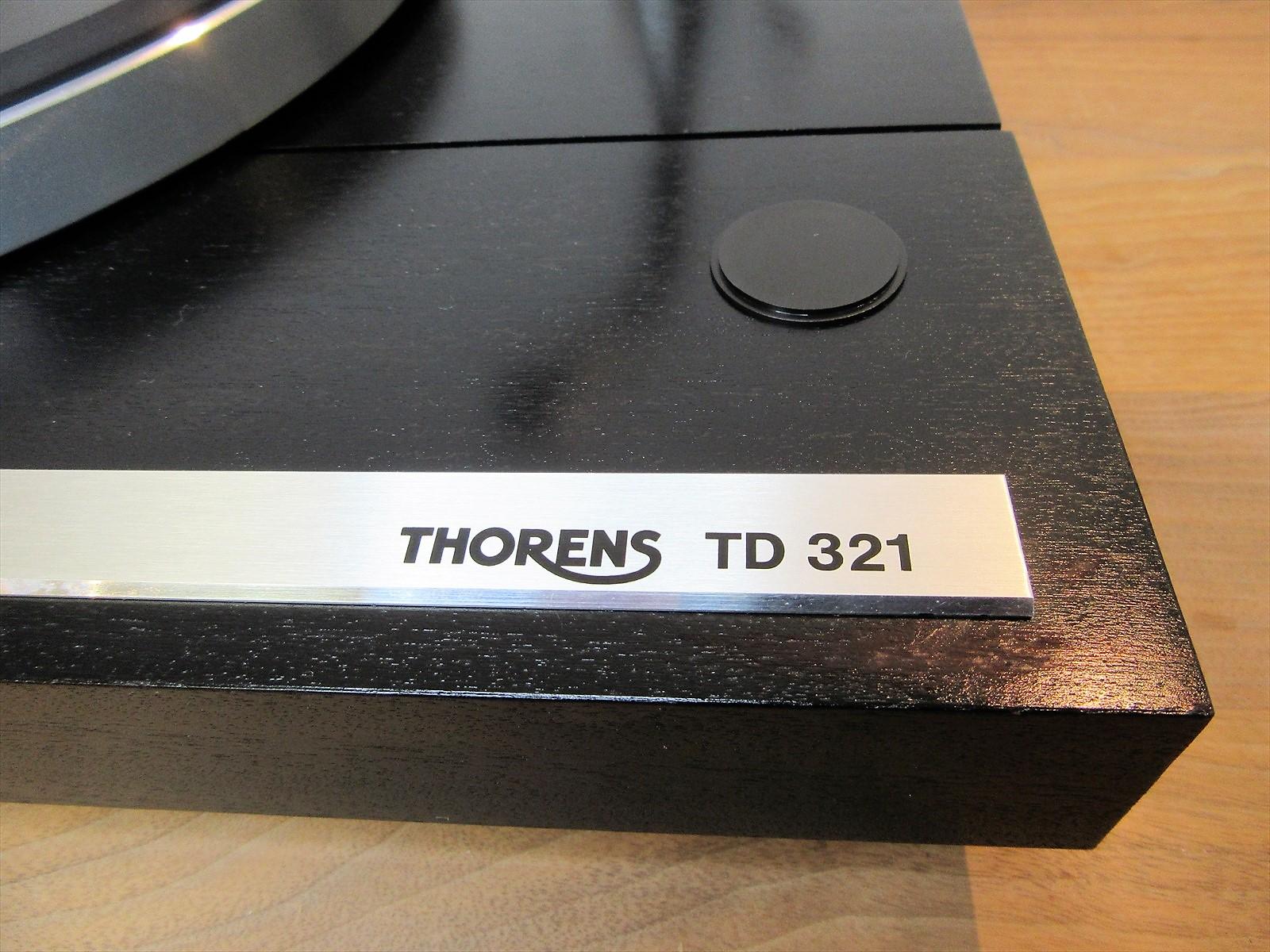 THORENS TD321 SME3009S2Imp